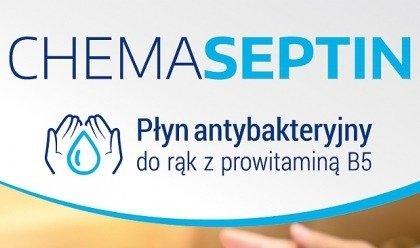 CHEMASEPTIN 55 ml płyn do dezynfekcji skóry