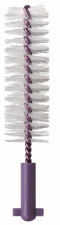 CURAPROX CPS 28 strong&implant - szczoteczki międzyzębowe dla pacjentów z implantami i mostami stomatologicznymi, fioletowe