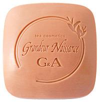 G&A Tea Cosmetics KAKI no URUOI- mydełko odświeżające do pielęgnacji  skóry, 100 g