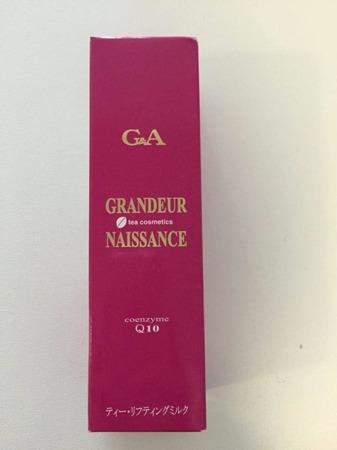 G&A Tea Cosmetics Lifting Milk - mleczko liftingujące, 80 ml