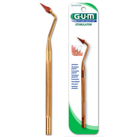 GUM SUNSTAR Stymulator - końcówka do masażu dziąseł, kieszonek i brodawek dziąsłowych
