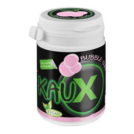 KAUX Xylitol  BUBBLE-GUM 40 szt -  gum z ksylitolem o smaku gumy balonowej