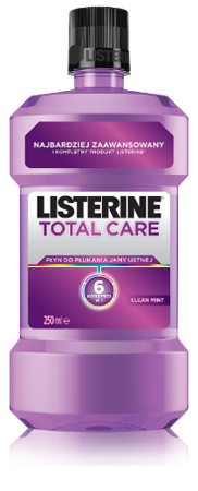 Listerine Total Care Mouthwash 6w1 - płyn do płukania jamy ustnej, 1000 ml
