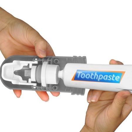MEDIA -TECH TOOTHBRUSH STERILIZER UV MT6508 sterylizator + uchwyt na szczoteczki manualne i pastę