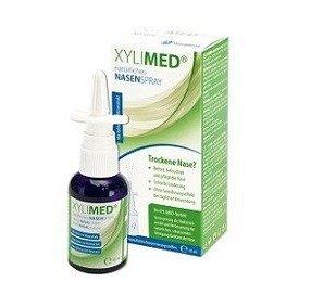 MIRADENT XYLIMED naturalne krople do nosa dla dzieci 45 ml