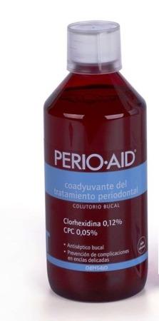 Perio-Aid Dentaid 0.12% Intensive - płyn do płukania jamy ustnej do zwalczania chorób przyzębia,500 ml