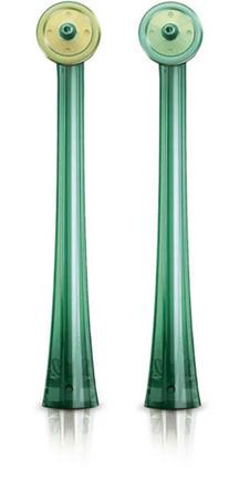 Philips Sonicare dysze AirFloss HX8012/07 - Końcówki do nitki wodnej AirFloss -2 sztuki
