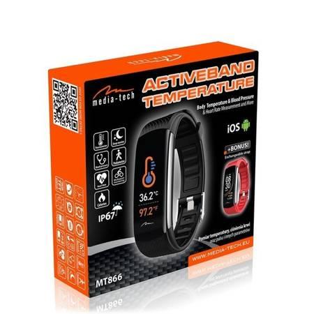 Smartband ACTIVEBAND TEMPERATURE MT866